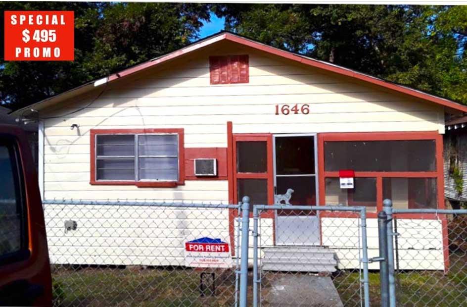 1646 Rex Ave, Shreveport LA 71101